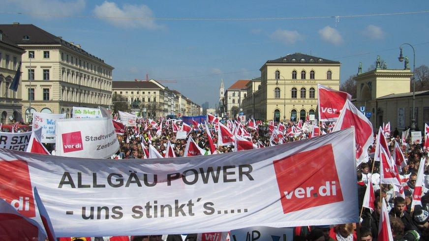 Allgäu Power - uns stinkt's