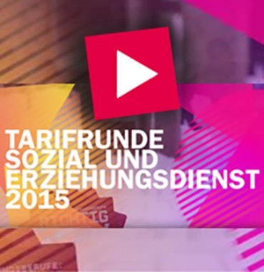 Video Tarifrunde SuE 2015