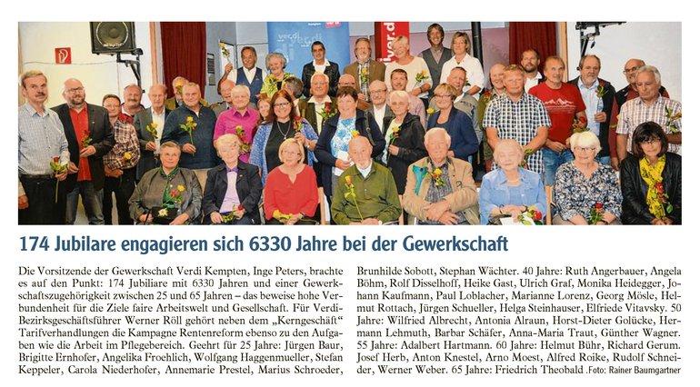 Allgäuer Zeitung vom 21.10.2017