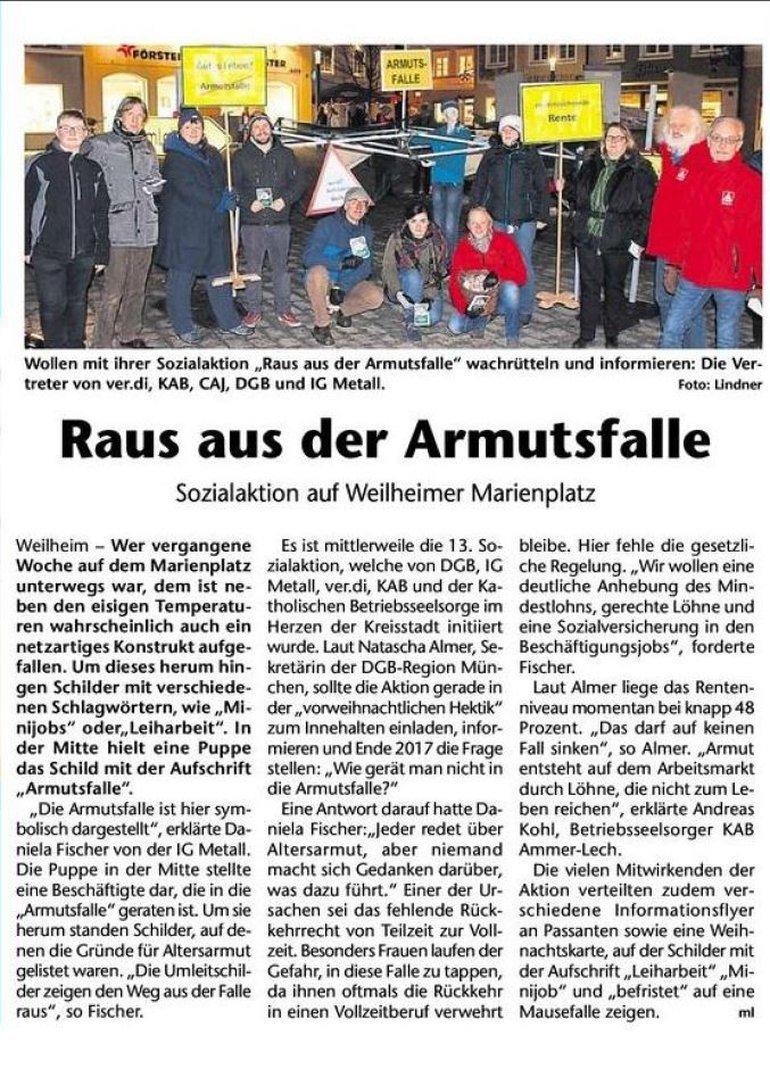 Kreisbote Weilheim 12/2017