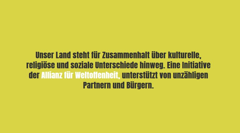 Deutschland vereint
