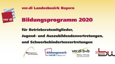 Bildungsprogramm 2020 BR