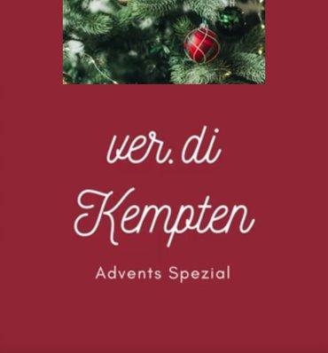 Weihnachten mit ver.di Kempten
